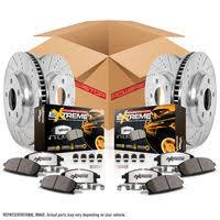 dodge ram 1500 brake pads 2003 dodge ram 1500 performance brake pads rotors kit