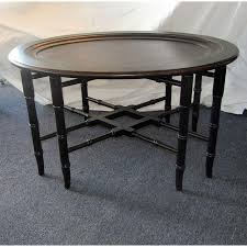 Ethan Allen Sofa Tables Ethan Allen Mirabelle Chinoiserie Coffee Table Chairish
