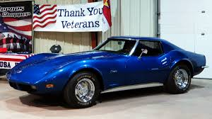 how did corvette get its name my 1973 stingray