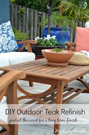 By The Yard Outdoor Furniture by Restore Outdoor Teak Furniture Tutorial H20bungalow