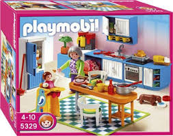 playmobil 5329 cuisine play original