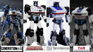 transformers party 3rd party transformers masterpiece collection jazz wars
