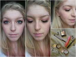 pink makeup by nat