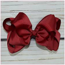 pictures of hair bows stacked 6 inch hair bows bundle bargain bows