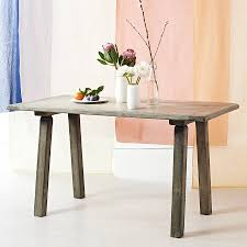 dining room a stunning distressed white dining room table in a