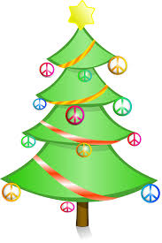 clipartist net clip art xmas christmas tree 9 peace symbol