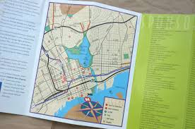 Oakland Map Our Oakland Oakland Scenic Tour Map