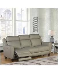 Power Recliner Sofa Leather Tis The Season For Savings On Warren Leather Power Reclining Sofa