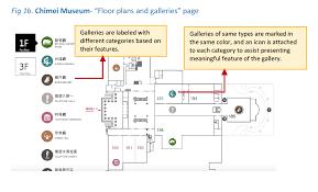 British Museum Floor Plan The British Museum Website U201d Design Critique U2013 Tica U0027s Design And