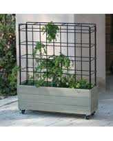 winter deals u0026 sales on garden planters with trellis
