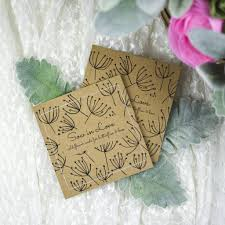 wedding seed packets wildflower seed wedding favor packets sow in ovo bloom within
