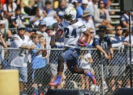 san diego chargers gear up for season opener as team eyes los