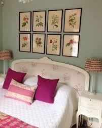 headboard or artwork in a bedroom angela bunt creative i hope i have inspired you to use art in a bedroom in place of a headboard or even to enhance a headboard i would love to see what you have done