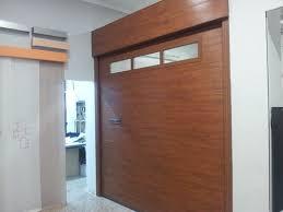 puertas de cocheras automaticas puerta de garaje seccional puertas autom磧ticas barreda
