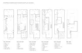 gallery of inverted warehouse townhouse dean wolf architects 16