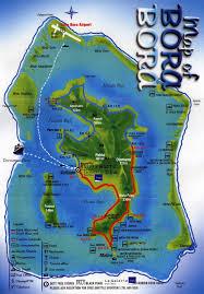 Map Of Tahiti Hilton Bora Bora Nui Resort U0026 Spa