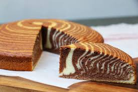 recette de cuisine cake recette du cake zébré moelleux et facile ou gâteau marbré
