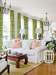 bright and colorful rooms coastal living