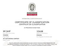 bureau veritas ltd the motorship bureau veritas simplifies ship certs