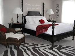 Ideas For A Red And Black Bedroom Romantic Bedroom Lighting Hgtv