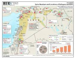 Syria Situation Map by Syrian Dictatorship U2013 Soupy One