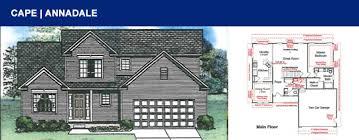 cape cod floor plans schalmo custom home builder