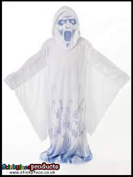 soul taker ghost costume