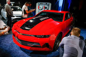 camaro 2015 concept 2016 chevy copo camaro previewed with concept