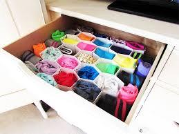 how to organize your bra underwear u0026 sock drawers with 8 helpful