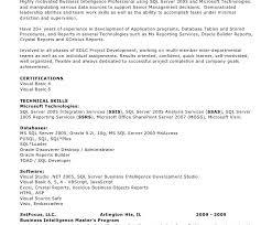 Ssis And Ssrs Resume Nice Design Ideas Sql Developer Resume 15 John Harisiadis Resume