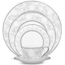 noritake cutie chantilly blanche by noritake china patterns formal