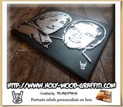 idã e cadeau 10 ans de mariage idée cadeau pour des noces d étain des portraits en bois argenté