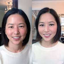 makeup classes nyc asian makeover before and after makeup lesson www wowpretty