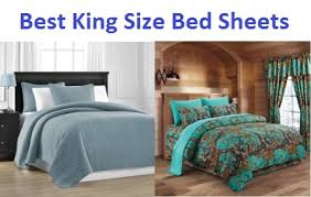 Best King Size Sheets | top 15 best king size bed sheets in 2018