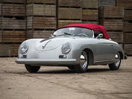 porsche spyder 1955 rm sotheby u0027s 1955 porsche 356 pre a speedster by reutter paris
