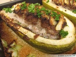 info recette cuisine courgettes farcies recette de cuisine