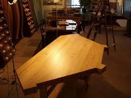 edge grain wood countertops brooks custom