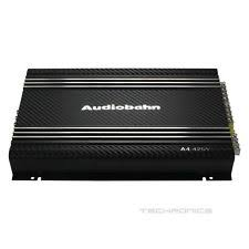 audiobahn car audio amplifiers ebay