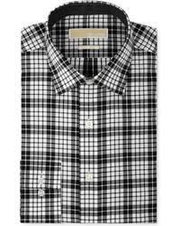 white and black plaid dress shirts for men men u0027s fashion