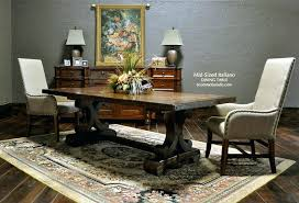 old world dining room tables old world dining room tables custom renaissance style table