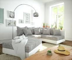 ecksofa xxl ottomane eckcouch ecksofa mit hocker sofa couch ecksofa eckcouch in weiss