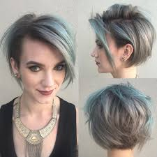 100 mind blowing short hairstyles for fine hair grey hairstyle