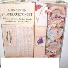 flower shower curtain hooks ebay