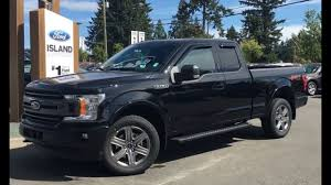 2018 ford f 150 xlt fx4 sport ecoboost supercab w nav review