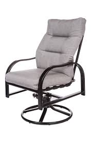 Sling Back Patio Chairs Furniture Aluminum Rocking Chairs Furnitures
