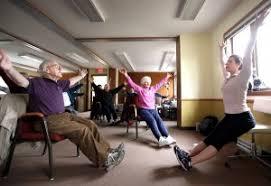 Armchair Yoga For Seniors Yoga For Good Madison Wi Chair Yoga