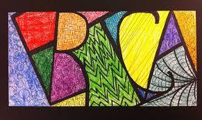 angela anderson art blog name zentangles kid u0027s art class