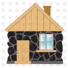 stone fairy tale house vector image 91348 u2013 rfclipart