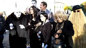 Halloween Costumes Addams Family The Real Addams Family Youtube