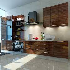 acrylic kitchen cabinets durability cabinet high gloss doors cost